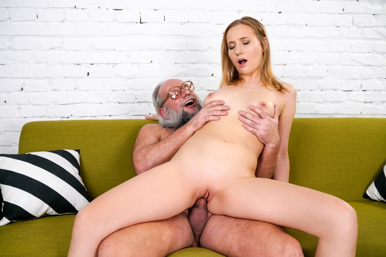 Teen Sex Old Man Grounded Girls