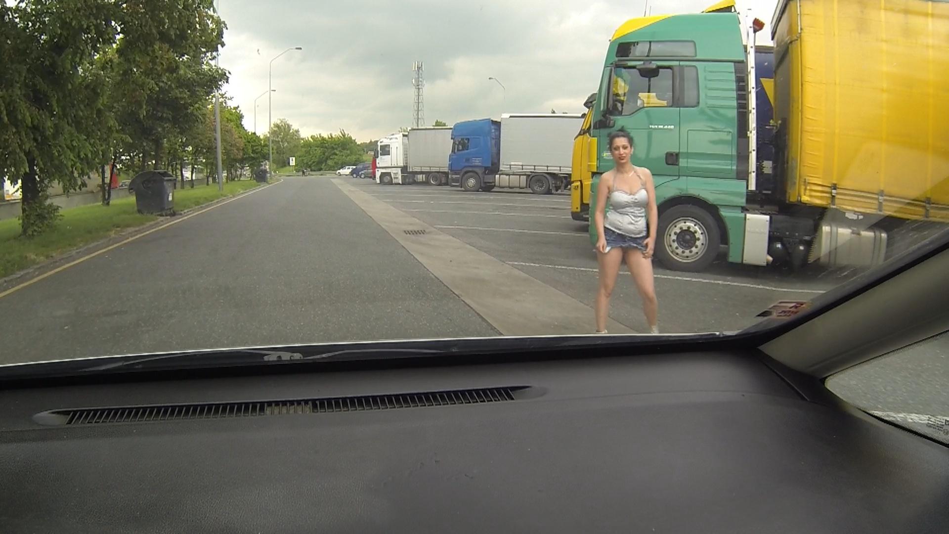 где тусуются проститутки для дальнобойщиков